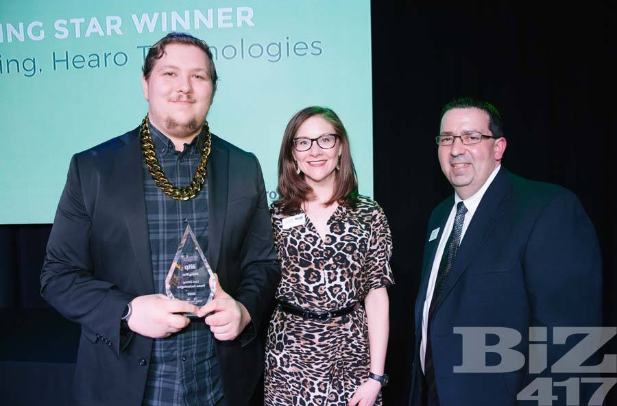 Excellence In Technology Rising Star Award